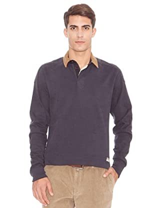 Barbour Polo Eagle Rugby (Marino)
