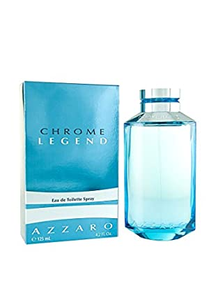 AZZARO Eau De Toilette Uomo Chrome Legend 125 ml