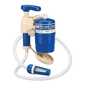 世界で唯一飲み水専用浄水器★シーガルフォー ファーストニードXL★ 防災必備 並行輸入