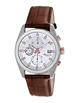 Kenneth Cole Analog Silver Dial Men's Watch - IKC8042