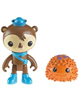 Fisher-Price Octonauts Shellington and The Sea Urchin