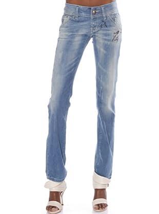 Fornarina Pantalón Minnie (azul claro)