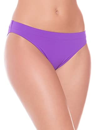 Ana Durán Bikini Höschen Pop (Purpur)