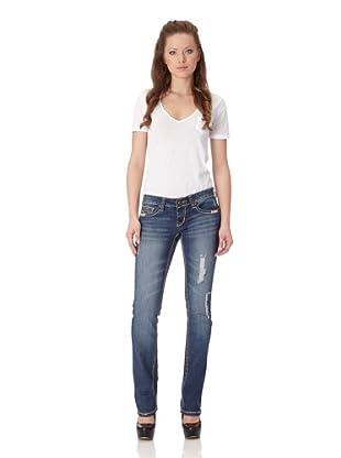 Antique Rivet Jeans Evan (chaucer)