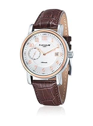 THOMAS EARNSHAW Uhr Fitzroy ES-8027-03 braun 42  mm