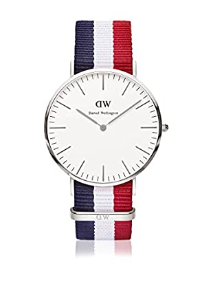 Daniel Wellington Reloj con movimiento japonés Man DW00100017 40 mm