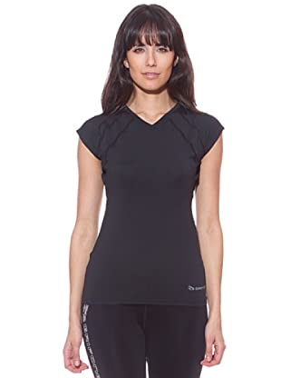 Grifone Camiseta Hanna (Negro / Gris)