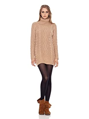 Pepe Jeans London Kleid Tandie (Beige)