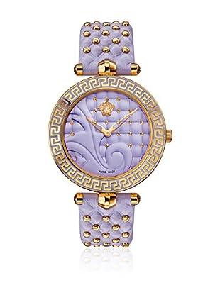 Versace Uhr mit schweizer Quarzuhrwerk Vanitas VK7220015  40.00 mm