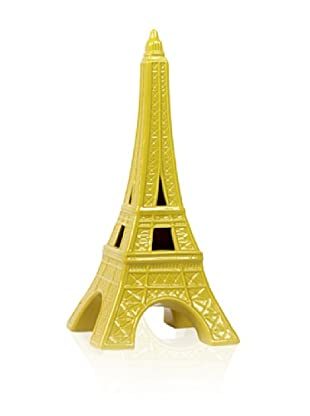 Urban Trends Collection Ceramic Eiffel Tower (Yellow)