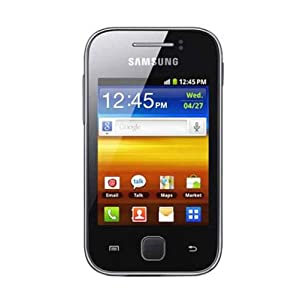 Samsung Galaxy Y Duos GT-S6102 Smartphone