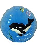 Soft Buddies Sea Playtoy With Shark - 13 inch Car rear tray toy