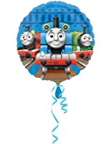 """18"""" Thomas The Train And Friends Mylar Balloon By Mayflower"""