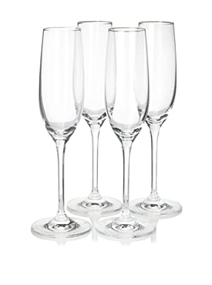 Artland Set of 4 Veritas Champagne Glasses