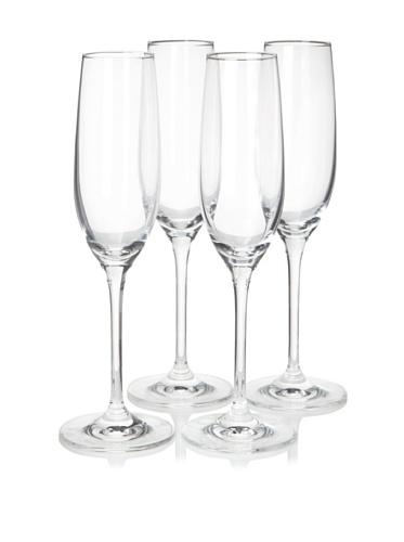 Artland Set of 4 Veritas Champagne Glasses