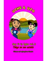 Uche and Uzo Say It in Igbo: Things We See Outside: 6