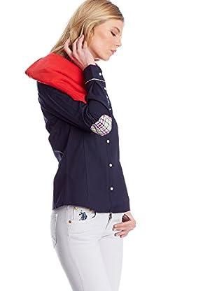 US Polo Assn Bluse klassisch