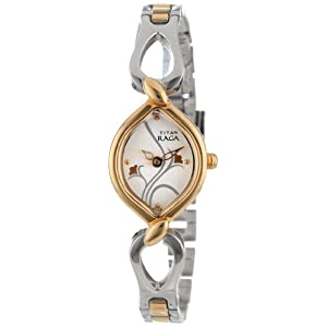 Titan Ladies Watch Silver