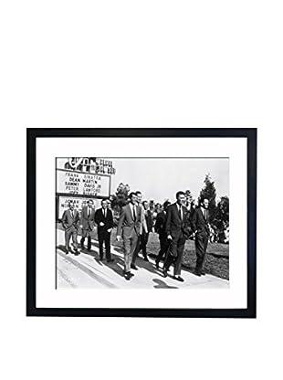 Mazali - Culture Décor Wandbild The Rat Pack, Las Vegas. 1960