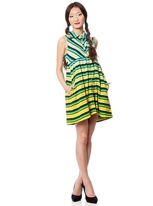 Custo Vestido Jou (Multicolor)