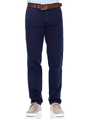 Hugo Boss Pantalón Crasier (Azul Marino)