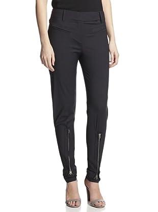 L.A.M.B. Women's Cross Dye Punker Pant (Navy)