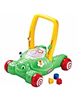 Little Tikes 2-In-1 Push & Play Turtle
