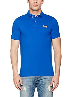 Superdry Polo Ss Classic Pique
