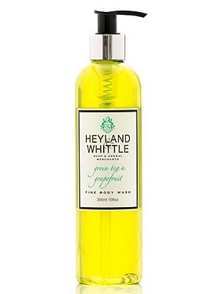 Heyland&Whittle Gel de Ducha Té Verde y Pomelo 300 ml