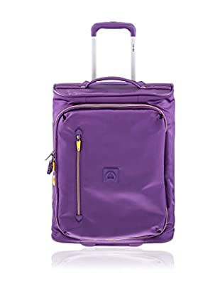 Delsey Trolley semirrígido Solution Púrpura 51 cm