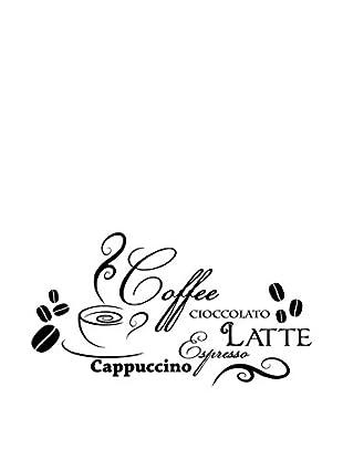 Ambiance Sticker Wandtattoo Kitchen Design Coffee
