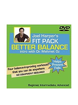 Joel Harper Fitness Fit Pack: Better Balance DVD