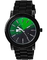 MTV Analog Green Dial Men's Watch - B7009GE