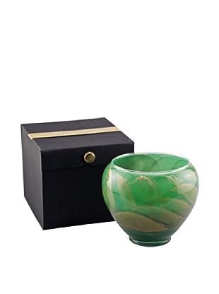 Northern Lights Candles Esque 16-Oz. Candle Vase, Emerald