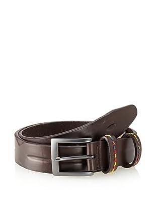 Robert Graham Men's Hesperos Belt (Brown)
