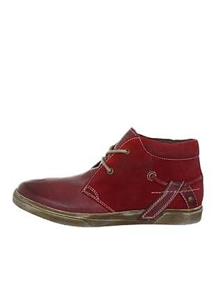 Bugatti Zapatos Elegant (Rojo)