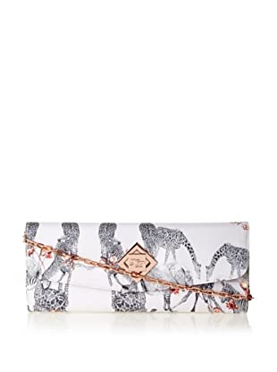 Ted Baker Women's Sealey Clutch, Shell, One Size