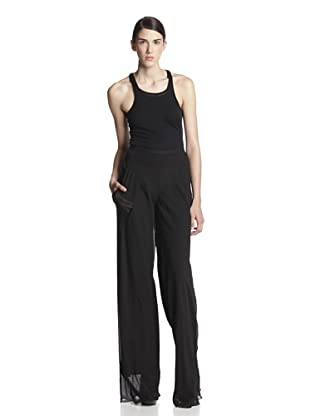 Rick Owens Women's Bias Pant (Black)