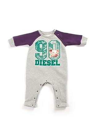 Diesel Baby Body (Grau Meliert)
