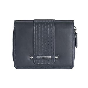 Fastrack Black Women's Wallet (C0336LBK01)