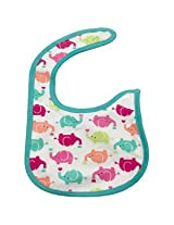Woosh Baby Velcro Bib(Multi colour)