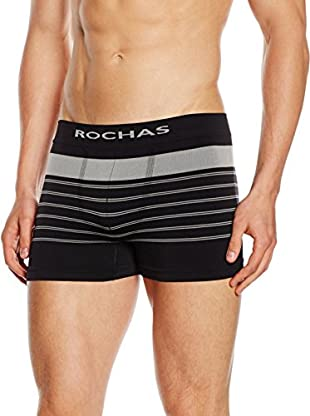 Rochas Pack x 3 Bóxers Seamless Stripes