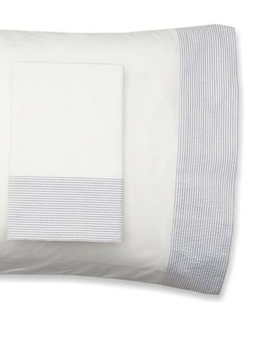 Mili Designs Pair of Sintra Pillowcases (Blue)