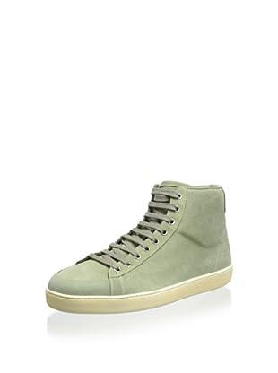 Gucci Men's Hightop Sneaker (Green)