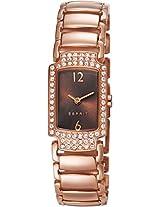 Esprit SS-2014 Analog Brown Dial Women's Watch - ES106652002