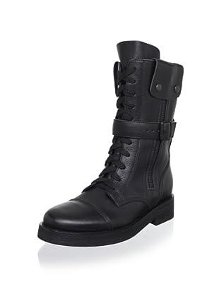 Ann Demeulemeester Women's Cap-Toe Boot (Nero)