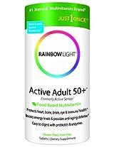 Rainbow Light Active Active Adult 50+ Multivitamin Safeguard, 30-Count