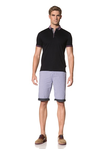 Ted Baker Men's Hitcurb Polo (Navy)