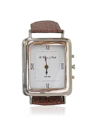 Three Hands Tabletop Watch Clock