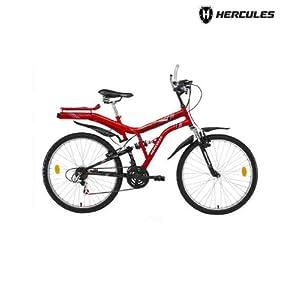 Hercules Atom 18 Speed Bicycle